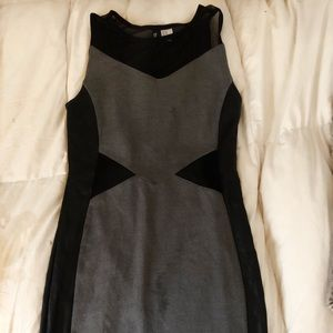 H&M Pleather Dress